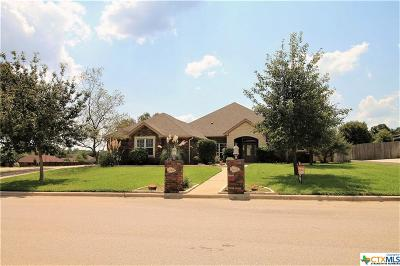 Harker Heights Single Family Home For Sale: 1404 Gomer Lane