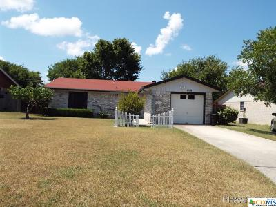 Harker Heights Single Family Home For Sale: 1119 Preswick Drive