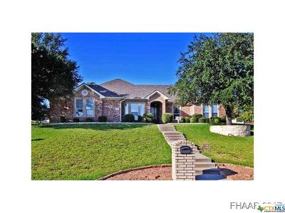 Harker Heights Single Family Home Pending Take Backups: 1806 Iron Jacket