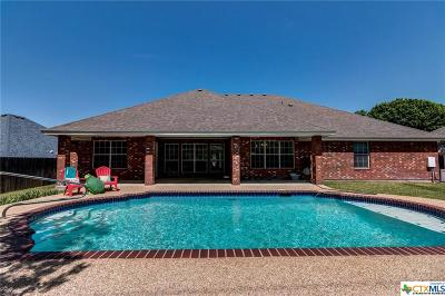 Harker Heights Single Family Home For Sale: 702 Pioneer Trail