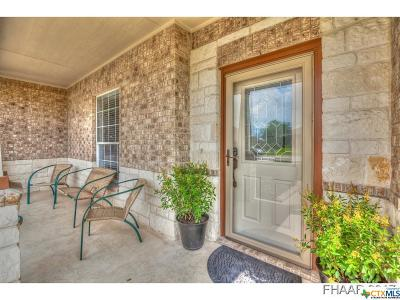 Killeen Single Family Home For Sale: 6100 Drystone Lane