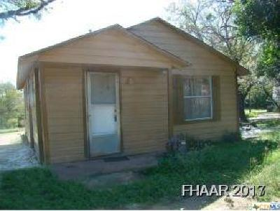 Coryell County Single Family Home For Sale: 1306 Main Street