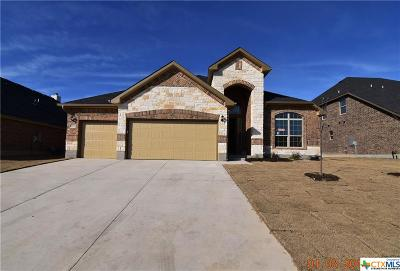 Killeen Single Family Home For Sale: 6207 Morganite