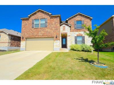 Temple Single Family Home For Sale: 1309 Daffodil Drive