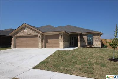 Bell County, Coryell County, Lampasas County Single Family Home For Sale: 6709 Catherine Drive