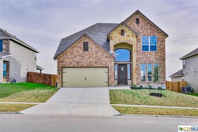 Killeen Single Family Home For Sale: 3610 Addison