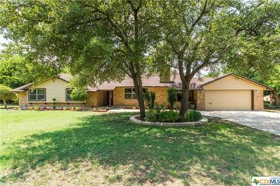 Harker Heights Single Family Home For Sale: 204 Spanish Oaks Drive