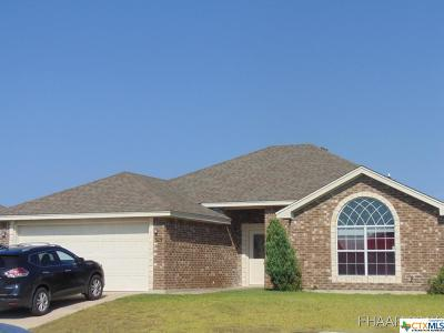 Nolanville Single Family Home For Sale: 315 Sims Ridge Drive