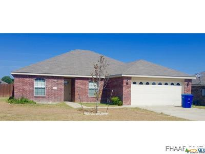 Copperas Cove Single Family Home For Sale: 2415 Isabelle Drive