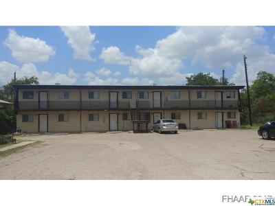 Killeen Multi Family Home For Sale: 1101 College Street