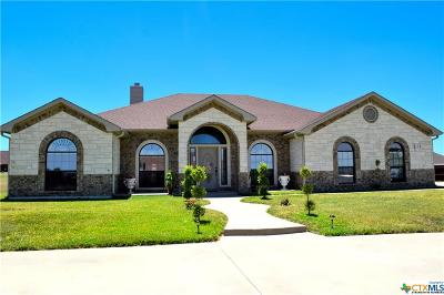 Copperas Cove Single Family Home For Sale: 218 Coleton Drive