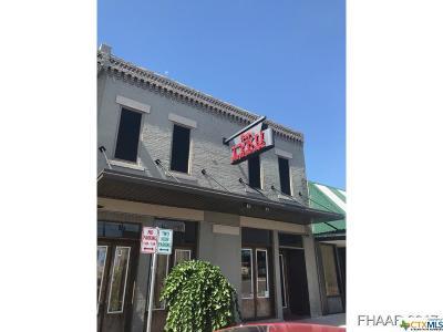 Killeen Commercial For Sale: 220 Avenue D