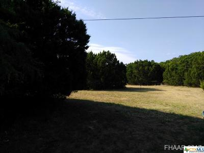 Copperas Cove Residential Lots & Land For Sale: 2781 Bradford Drive