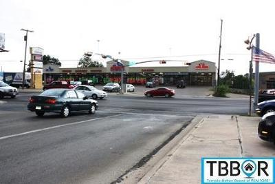 Killeen Commercial For Sale: 202 Veterans Memorial Boulevard