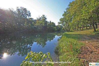 Belton Residential Lots & Land For Sale: 1015 River's Edge Drive