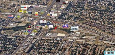 Killeen Commercial For Sale: 800 Central Texas Expressway