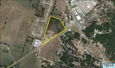 Belton Residential Lots & Land For Sale: 901 Loop 121