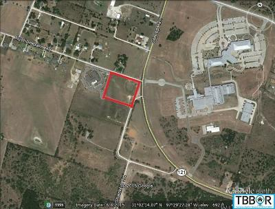 Belton Residential Lots & Land For Sale: 0000 Loop 121