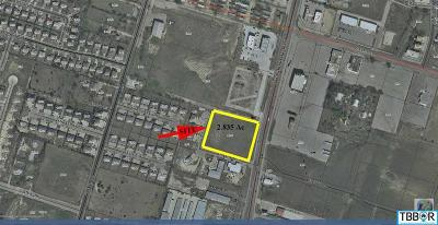 Killeen Residential Lots & Land For Sale: 4201 Fort Hood Street