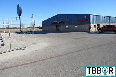 Killeen Commercial For Sale: 4902 Roy J Smith Drive