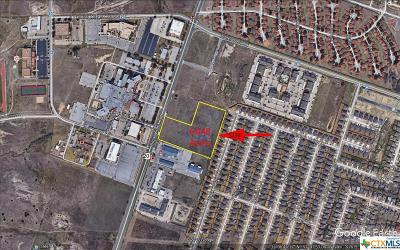 Killeen Residential Lots & Land For Sale: 2200 Clear Creek Road
