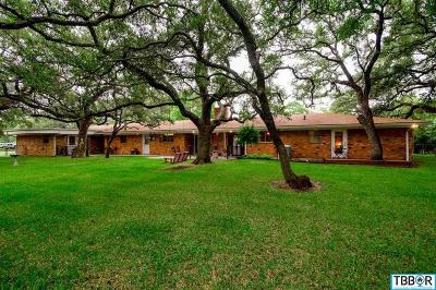 Salado Single Family Home For Sale: 404 Fm 2268