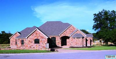 Belton Single Family Home For Sale: 3071 Pecan Meadow Drive