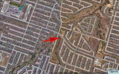 Killeen Residential Lots & Land For Sale: 3900 Robinett Road