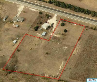 Belton Residential Lots & Land For Sale: 1840 Loop 121