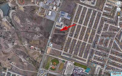Killeen Residential Lots & Land For Sale: 2806 Clear Creek Road