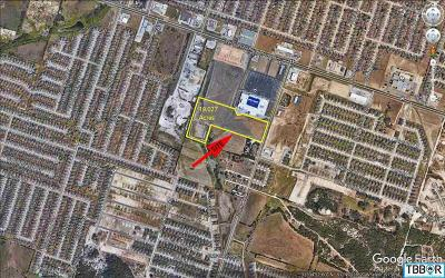 Killeen Residential Lots & Land For Sale: 5401 Bunny Trail