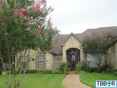 Belton Single Family Home For Sale: 2205 High View