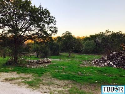 Belton Residential Lots & Land For Sale: Tbd Beach Trail