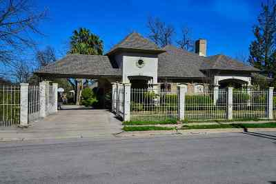 Brackettville, Del Rio, Comstock Single Family Home ACTIVE: 512 Johnson Street