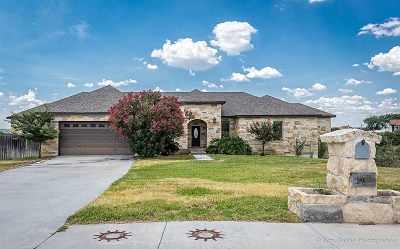 Brackettville, Del Rio, Comstock Single Family Home ACTIVE: 106 Casa Grande
