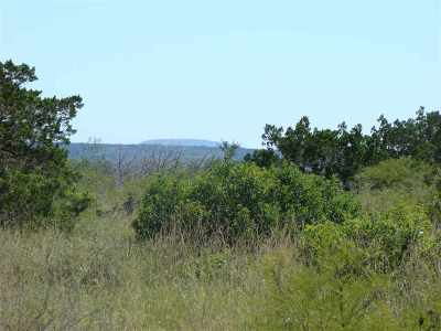 Brackettville, Del Rio, Comstock Residential Lots & Land ACTIVE: Lot 53-L Leona Ranch 19.58acres