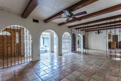 Brackettville, Del Rio, Comstock Single Family Home ACTIVE: 308 Fox Drive