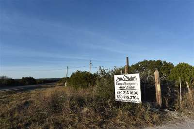 Residential Lots & Land ACTIVE: 14886 F.m. Road 674-Brackettville