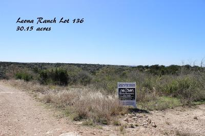 Brackettville, Del Rio, Comstock Residential Lots & Land ACTIVE: Lot 136 Leona Ranch