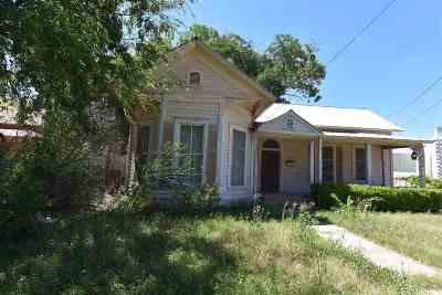 Del Rio TX Single Family Home ACTIVE: $62,000