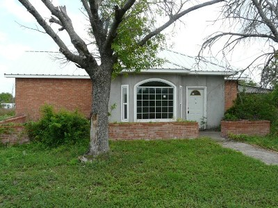 Brackettville, Del Rio, Comstock Single Family Home ACTIVE: 672 Rm Hwy2523 Hamilton Lane