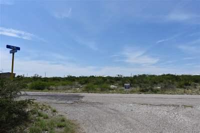Brackettville, Del Rio, Comstock Residential Lots & Land ACTIVE: 68 Roadrunner Street