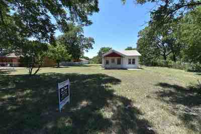 Del Rio TX Single Family Home ACTIVE: $98,000