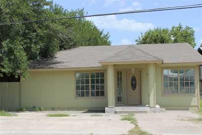 Brackettville, Del Rio, Comstock Single Family Home ACTIVE: 603 E Morin St