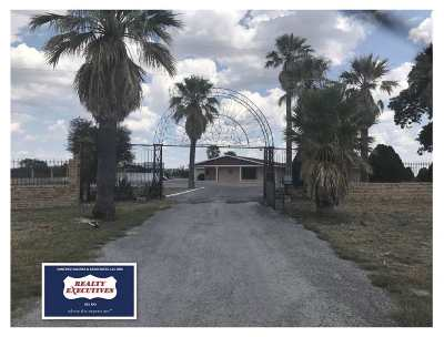 Brackettville, Del Rio, Comstock Single Family Home ACTIVE: 650 Gonzalez Ranch Road