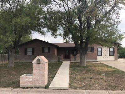 Brackettville, Del Rio, Comstock Single Family Home ACTIVE: 102 1/2 Edwards St