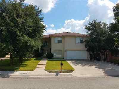 Del Rio Single Family Home ACTIVE: 726 Sage Dr.