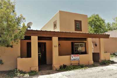 Brackettville Condo/Townhouse ACTIVE: 165 Avenida Juarez - Rental