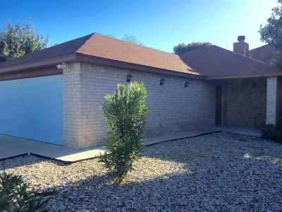 Brackettville, Del Rio, Comstock Rental ACTIVE: 760 Lago Vista - Rental