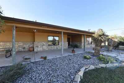 Brackettville, Del Rio, Comstock Rental ACTIVE: 750 Nicholas Street - Rental
